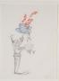 PMARTIN_Bendj, 2013, crayon et aquarelle sur papier, 22 x 30 po